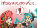 Yurish Vocaloid Valentine - p1