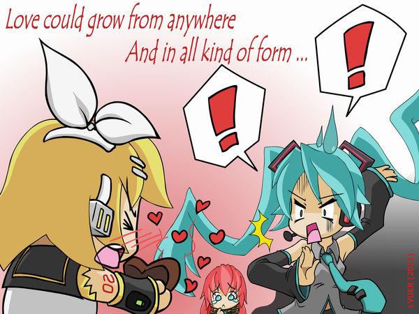 Yurish Vocaloid Valentine - p2 by LVUER