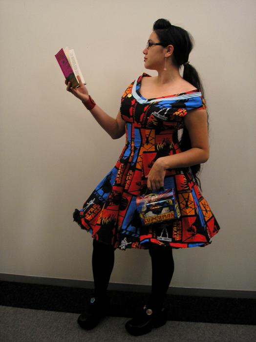 Star Wars Rockabilly Dress