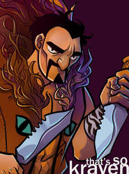 That's So Kraven by ehenders