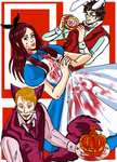 Murder Family:Abigail in Wonderland