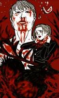 Hannibal: Mizumono by LucLeon