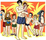 Will Graham Family AU