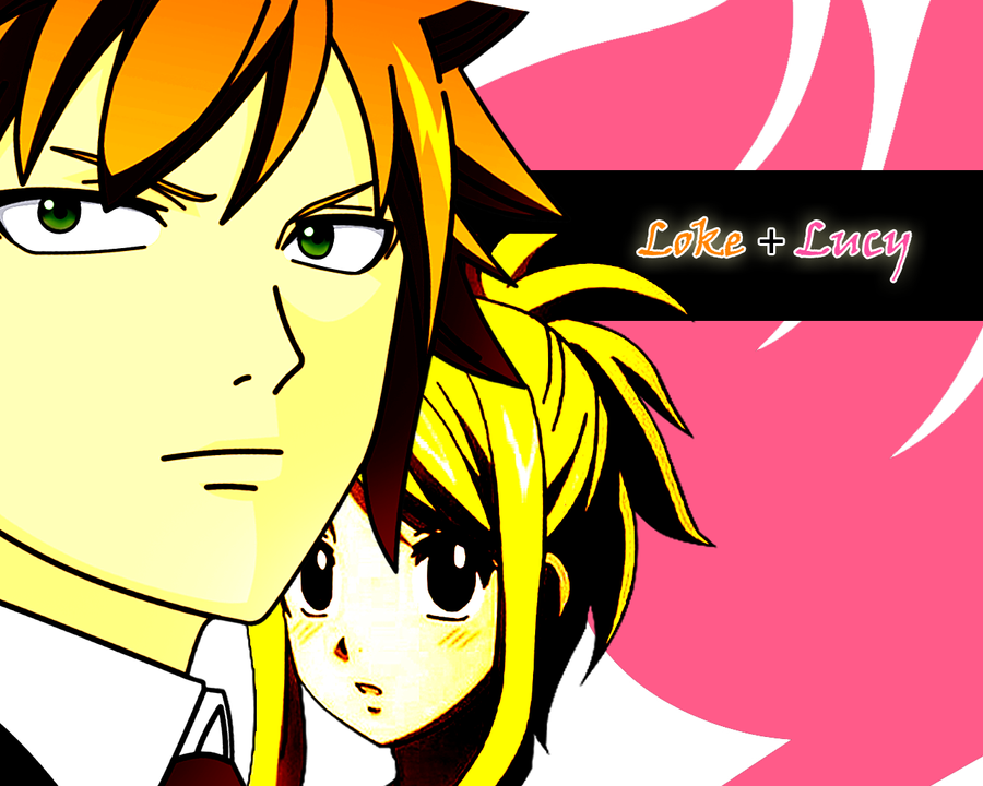 Loke and Lucy - LoLu by kisalina