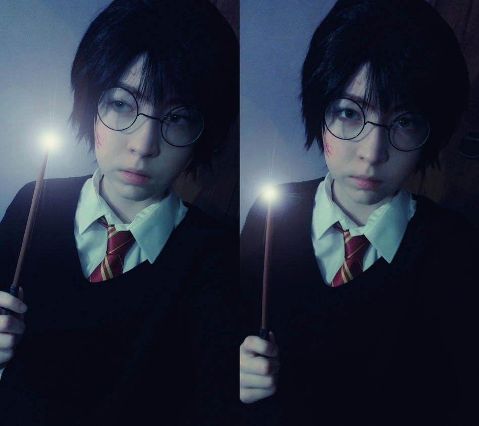 Harry Potter cosplay by clemmu