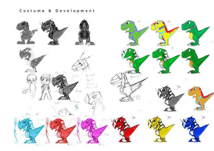 Character Design And Development : Character design and development by arfei on