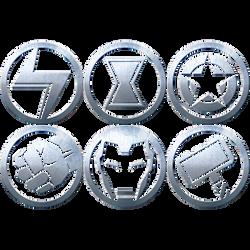 Marvels Avengers Symbols