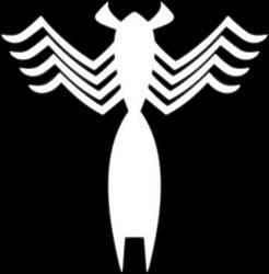 Ultimate Spider-man Black Suit Symbol