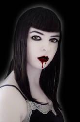 Lovely Vampire by immortalityy