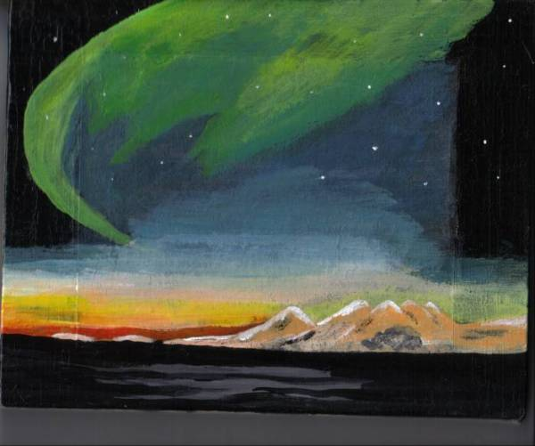 Auroras Borealis by audamay