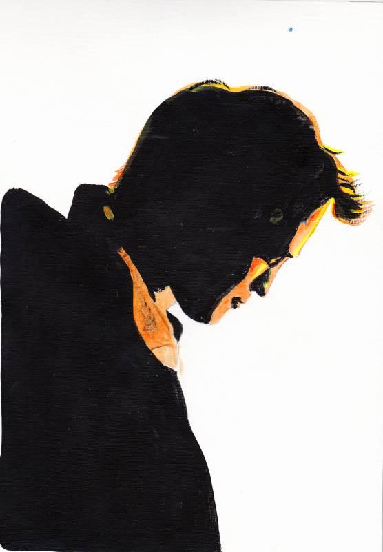 Robert Pattinson 95 by audamay
