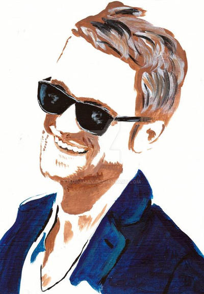 Robert Pattinson 119a by audamay