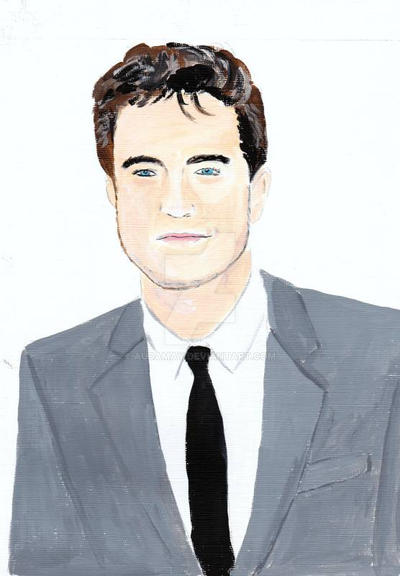 Robert Pattinson 120a by audamay