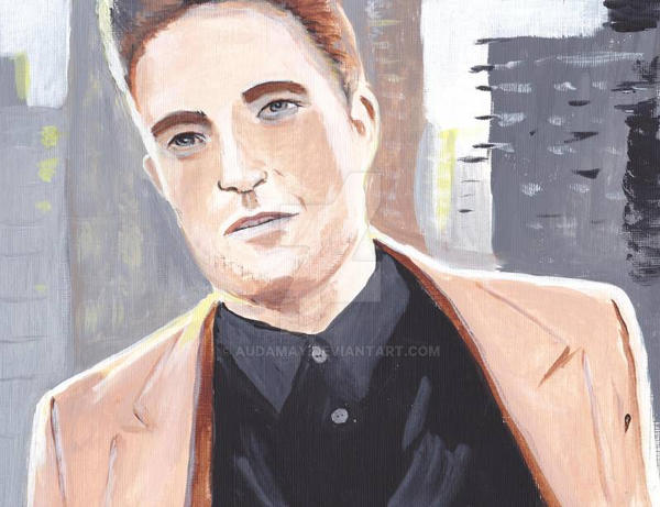 Robert Pattinson 133a by audamay