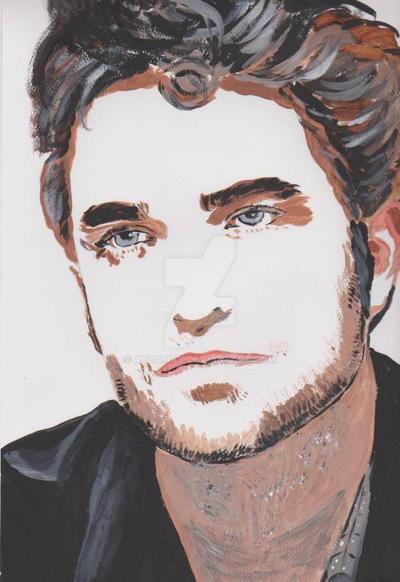 Robert Pattinson 138a by audamay