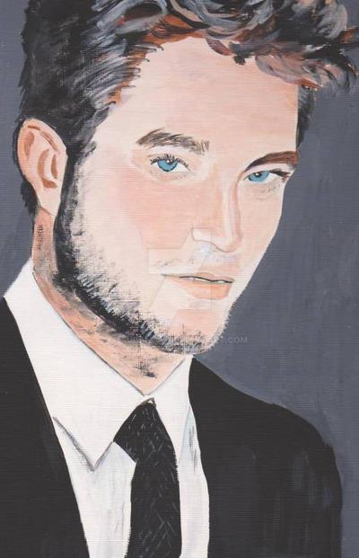 Robert Pattinson 141 a by audamay