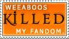 Kill the Weeaboos by psyco-dragon