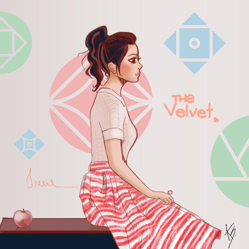 Irene - The Velvet Teaser by kbyun