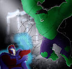 Magneto vs. Hulk