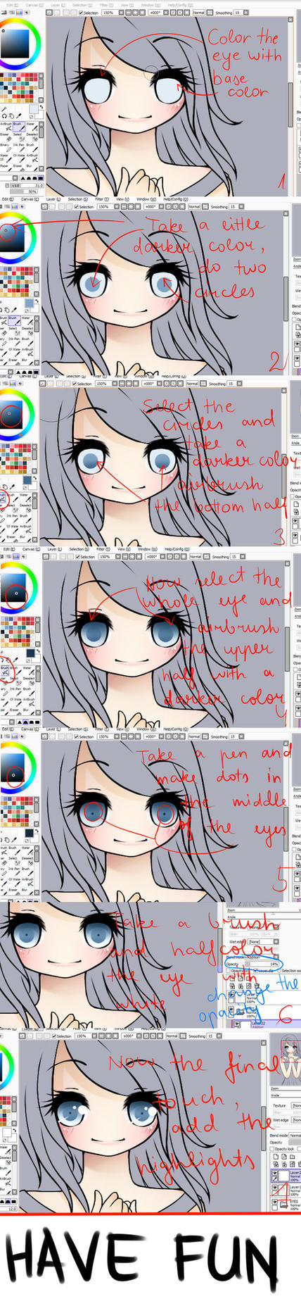 Eye coloring tutorial 2011 by soorujoosu