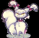 Bad Kitty - Fanart by 1ndigoCat