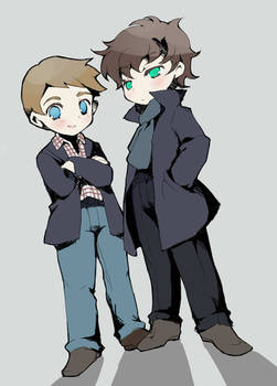 Sherlock n John