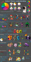Characters Color Theory