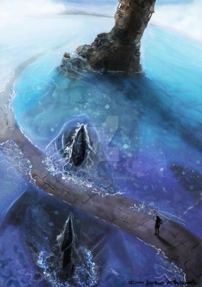 Underwater by VanessaBettencourt
