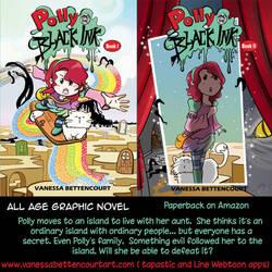 My Graphic Novel by VanessaBettencourt