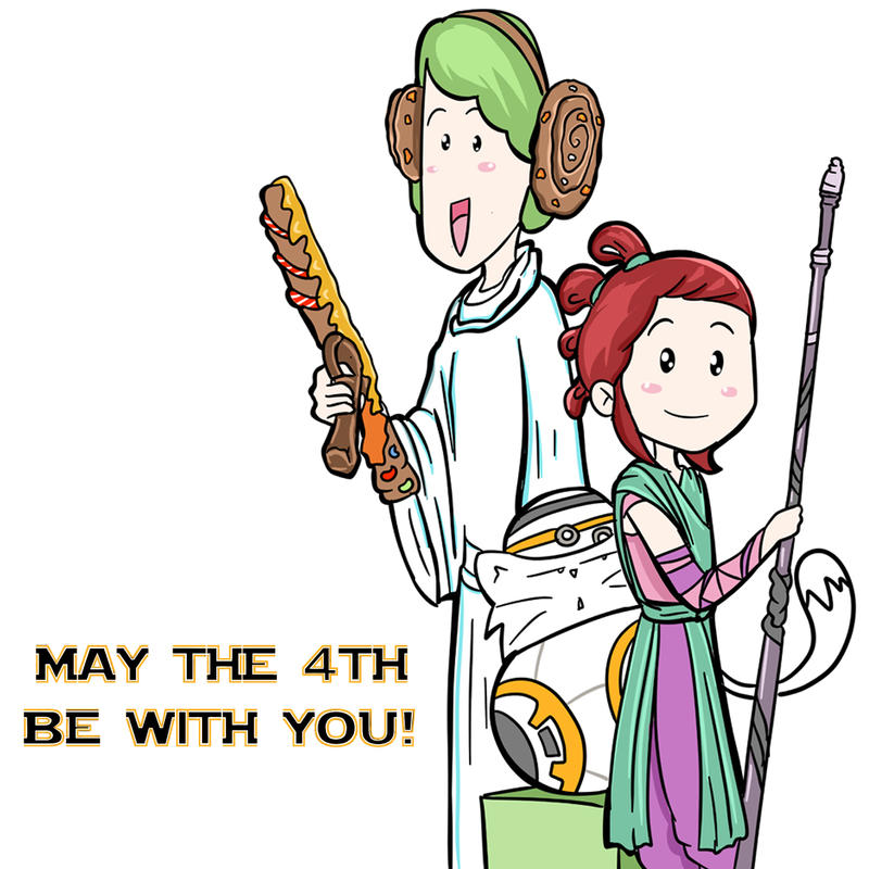 May the 4th be with you mashup by VanessaBettencourt