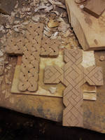 Cherry Crosses 1 and 2 - WIP by jbensch