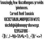 CornedBeefSansish-WIP