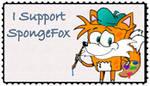 SpongeFox stamp by spongefox
