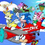 Super Tails-redone-Contest
