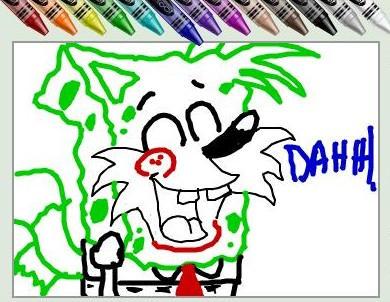 Final Yahoo Doodle by spongefox on DeviantArt