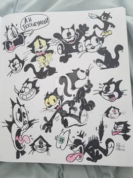 Felix the Cat 2018