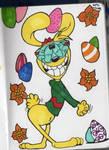 KB-EeeeasterBunny by spongefox