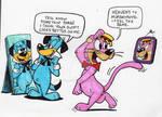 Cartoon Outfits Swap-Huck and Snag
