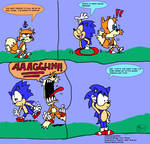 Sonic and Tails Comic