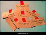 Friendship is..