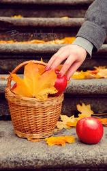Stealing autumn.