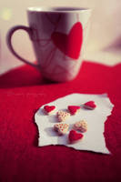 Love pills for breakfat. by Bunnis