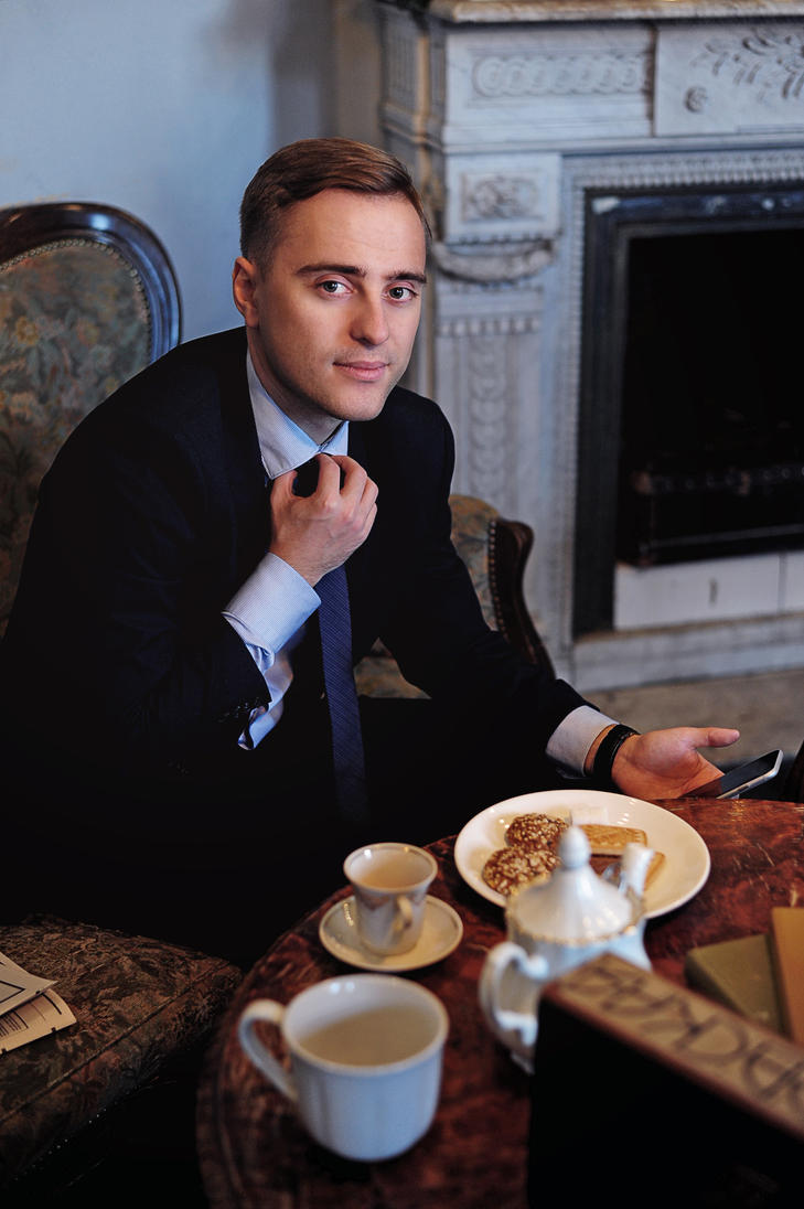 Teatime. by Bunnis