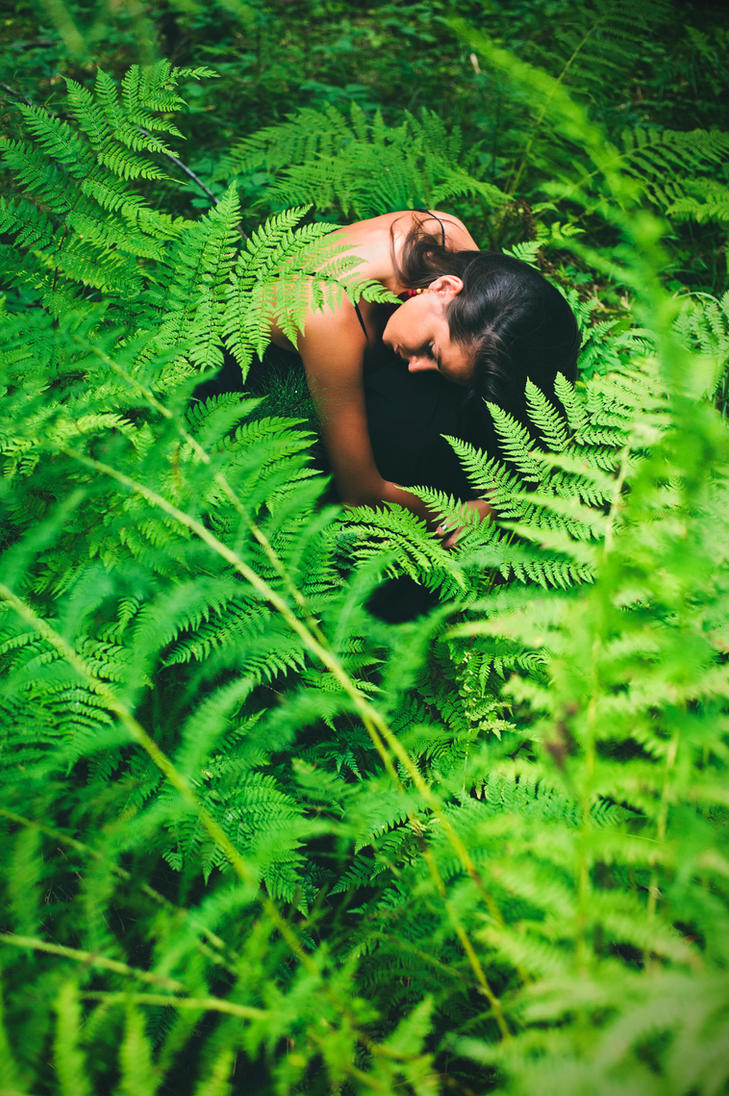 Hide and Seek. by Bunnis