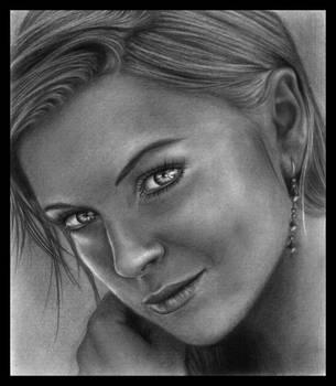 Lindsay by StingingPistol