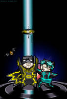 BatTron by IndyScribbable