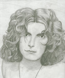 Robert Plant by littlemouse015