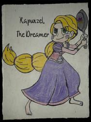 Rapunzel the Dreamer