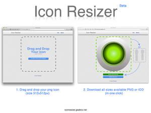 Icon Resizer