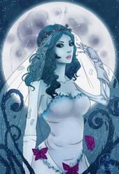 Corpse Bride by MondZirkus